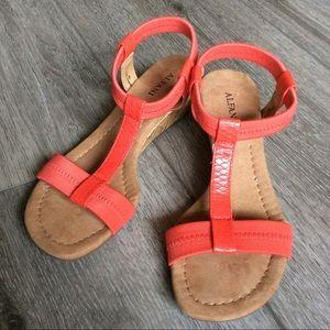 Alfani Voyage Open Toe Casual Platform Sandals